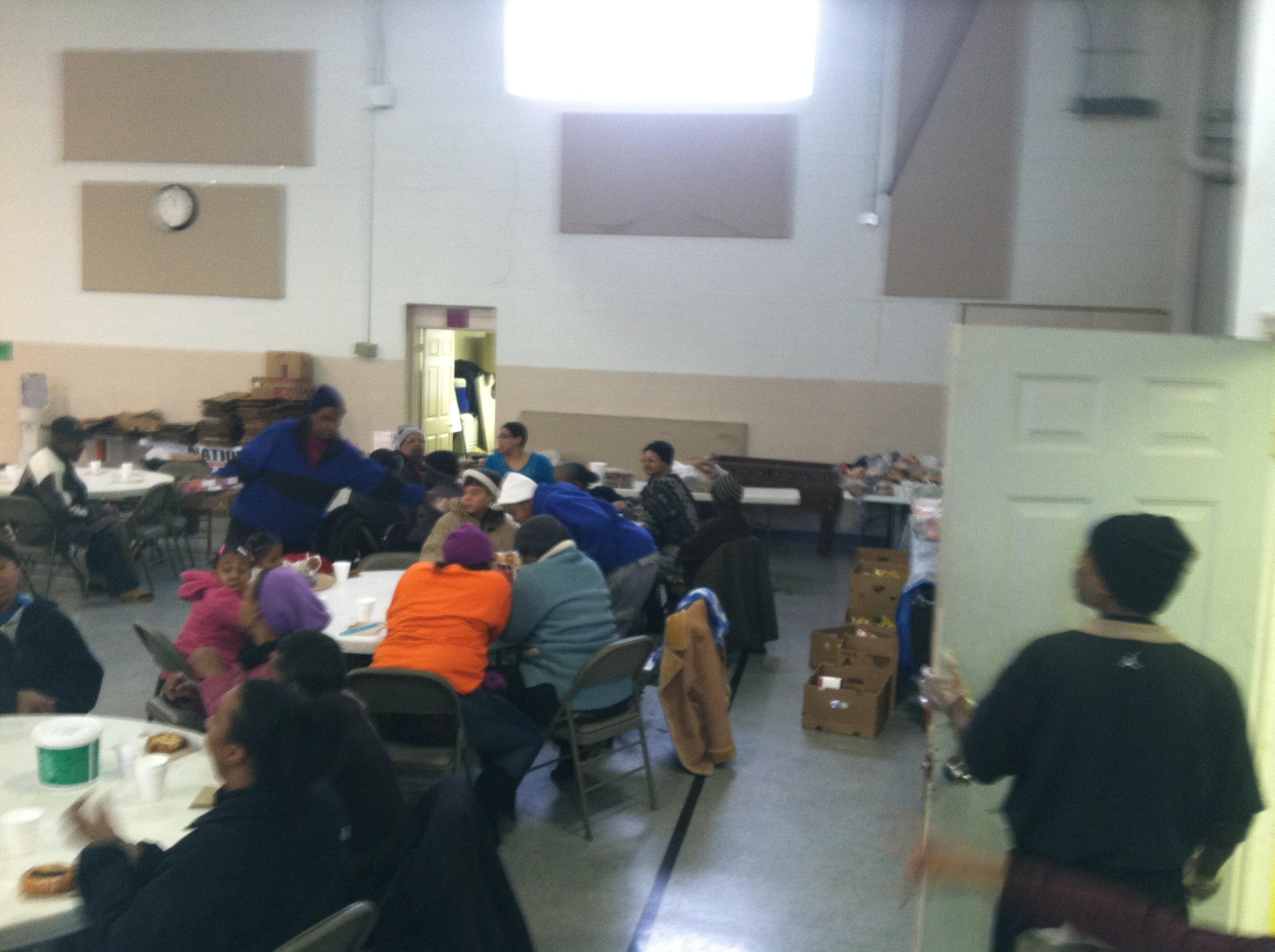 the muslim center soup kitchen muslim center